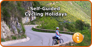 Self-Guided Cycling Tours - Bike and Bike Challenge Holidays