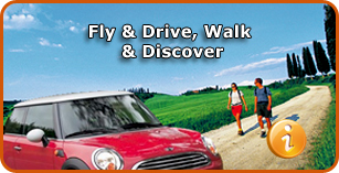 Fly Drive & Walk - Walking, Hiking and Trekking Holidays