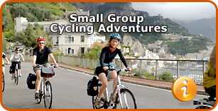Small Group Cycling Adventures - Bike and Bike Challenge Holidays
