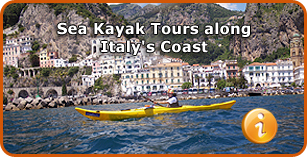 Sea Kayak Italian Tours - Kayaking,Hiking and Trekking Holidays