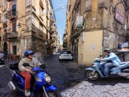 Exploring Naples (City Break) - with Pompeii & Vesuvius