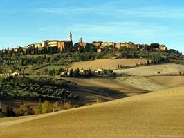 South of Siena by Bike - 5 days