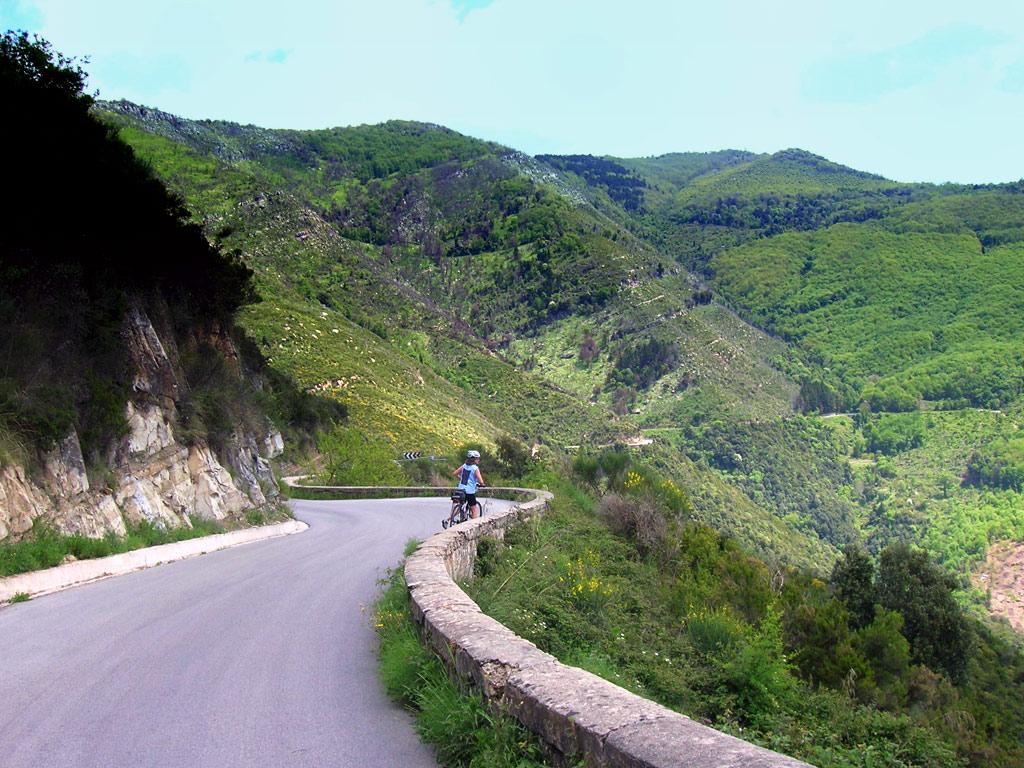 Genius Loci It Tour Divine Countryside Cilento Bike Challenge Tour