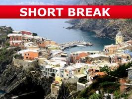 The best Cinque Terre Walks - Short break - CIN2A