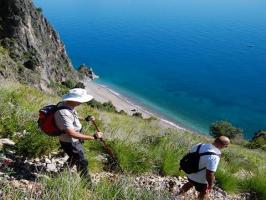 Southern Cilento Explorer - coastal walking from Palinuro to Policastro